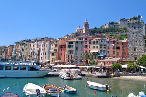 Zauberhafte Cinque Terre - Portovenere wandern