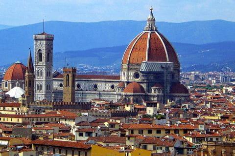 Kathedrale Santa Maria in Florenz