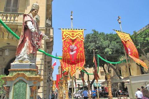 Wandern im wunderschönen Weltkulturerbe Valetta
