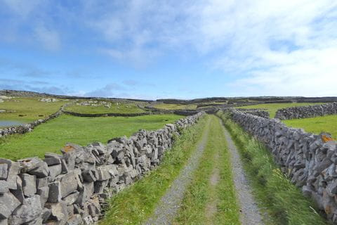 Hiking route Ireland's Western Way