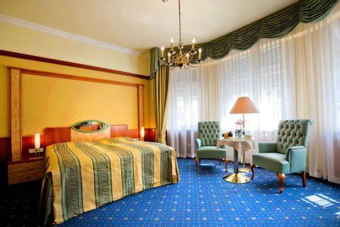 Zimmer im Häckers Grand Hotel