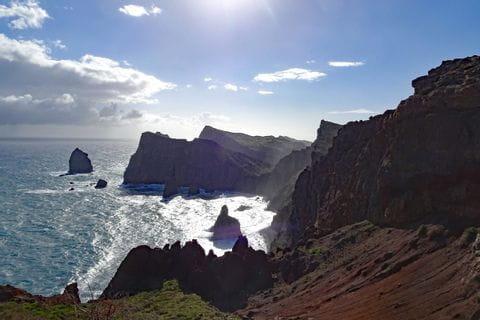 Grandiose Berglandschaften an Madeiras Ostküste