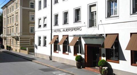 Hotel Auersperg Aussenansicht