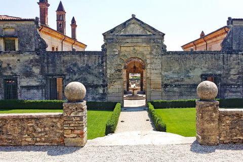 Wandererlebnis Villa della Torre in Fumane