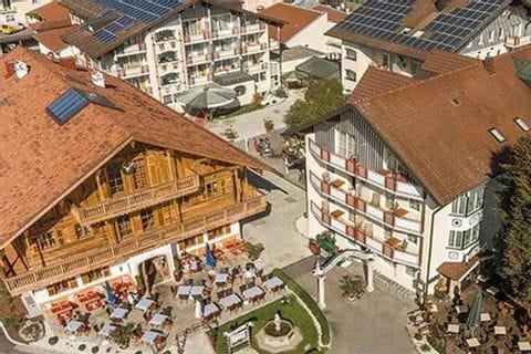 Hotel Lindenhof Außenansicht