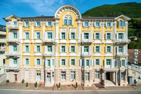 Hotel Scala Stiegl in Bozen