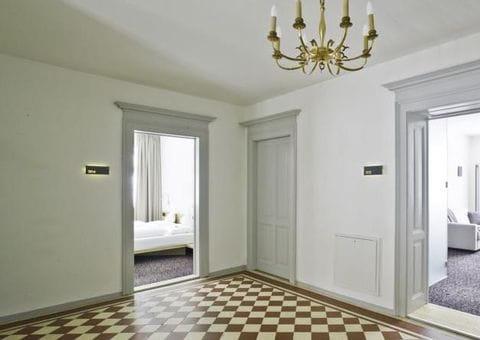 Interieur Villa Waldkönigin