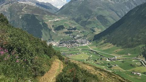 Wandern: Urschner-Hoehenweg