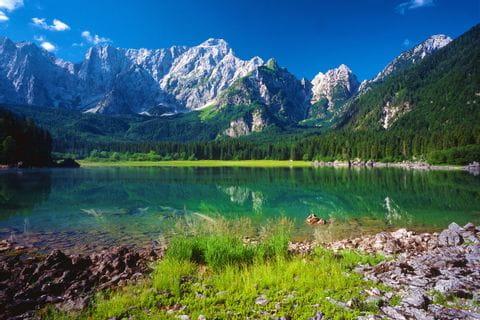Wanderung zu den Weißenfelser Seen