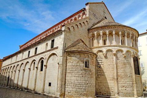 Kirche in Zadar