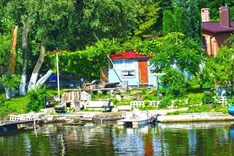 Haus am Ufer