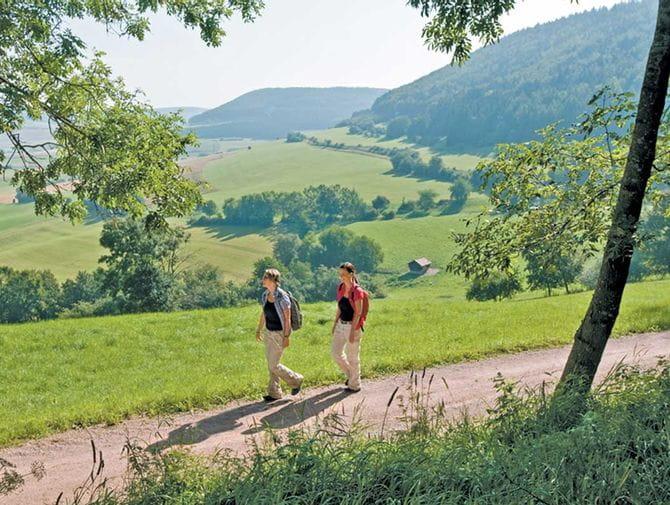 Wandern im Naturpark Südschwarzwald