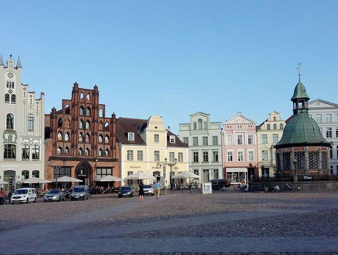 Ostsee-radweg-Altstadt-wismar