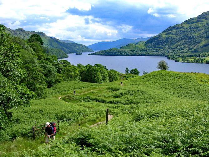 Wandererlebnis am West Highland Way